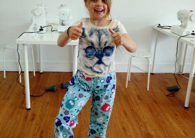 Pajama pants class